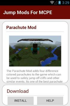 Jump Mods For MCPE screenshot 4