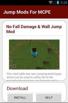 Jump Mods For MCPE screenshot 7