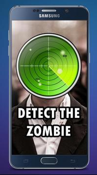 Zombie Detector poster