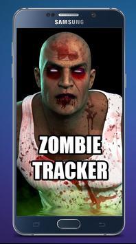 Zombie tracker screenshot 1