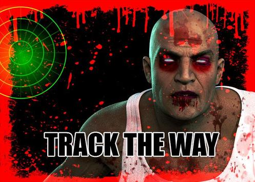 Zombie tracker screenshot 2