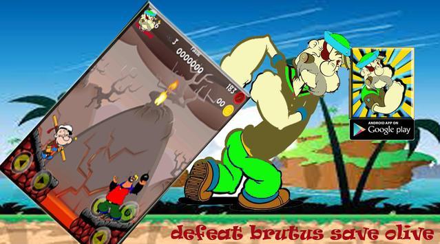 free papay run adventure apk screenshot
