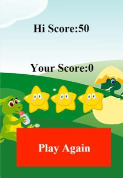 dino egg tap screenshot 2