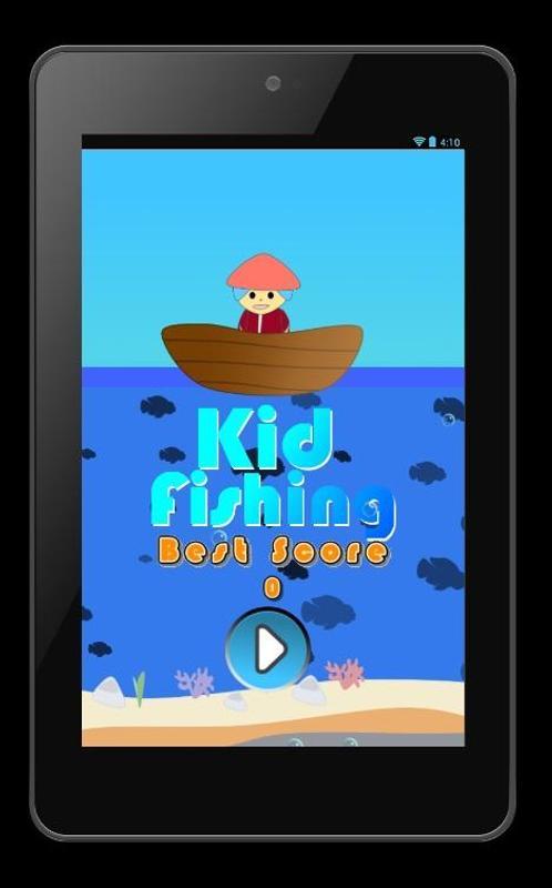 Fishing games free for kids apk baixar gr tis casual for Toddler fishing game free