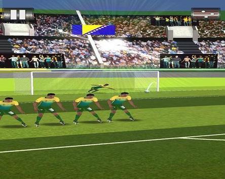 ... Penalty kick ShootOut Soccer apk screenshot
