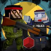 Zombie combat killer:Frontline icon