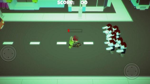 Zombie combat killer:Frontline apk screenshot