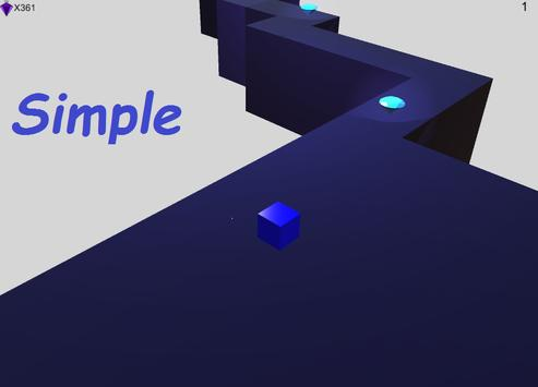 Twisty Puzzle 3D Brain Game apk screenshot