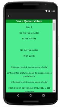 Jon Z - Music And Lyrics apk screenshot