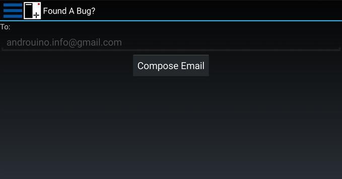 Androuino apk screenshot