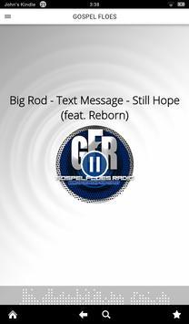 Gospel Floes Radio apk screenshot