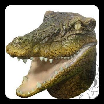Crocodile Mannequin apk screenshot