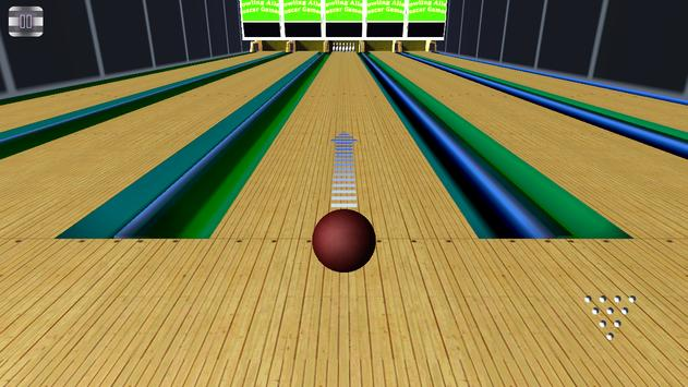Bowling Alley Multiplayer 3D poster