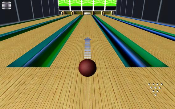 Bowling Alley Multiplayer 3D screenshot 3