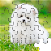 Puppy Jigsaw Puzzle Collection icon