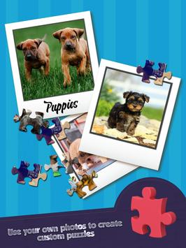 Puppy Jigsaw Puzzle Collection apk screenshot