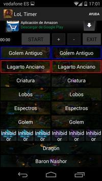 LoL Timer (League of Legends) apk screenshot