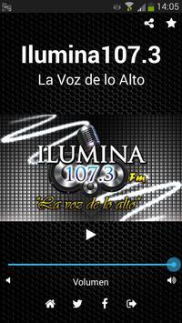 Ilumina 107.3 FM apk screenshot