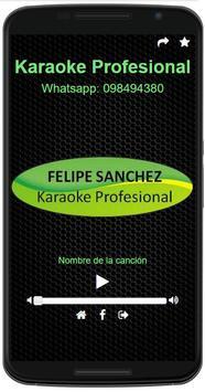 Karaoke Profesional poster