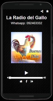 La Radio del Gallo screenshot 2