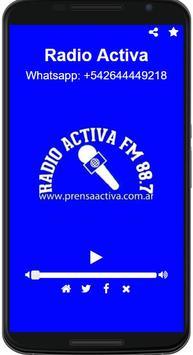 Radio Activa San Juan screenshot 2