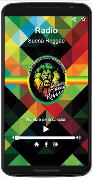 Radio Suena Reggae poster