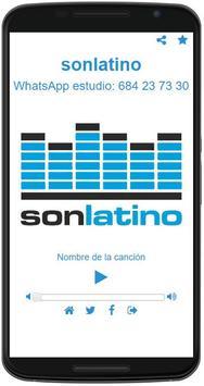Son Latino poster