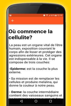 How to get rid of cellulite. Cellulite removal screenshot 3