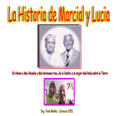 History of Marcial and Lucia icon