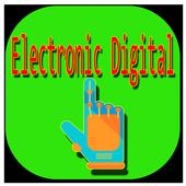 Digital Electronic icon