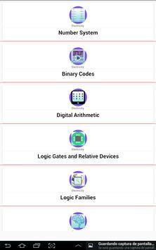 Digital Electronic screenshot 3