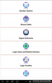 Digital Electronic screenshot 2