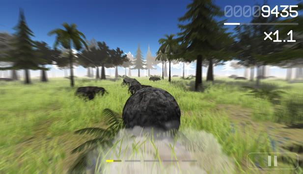 Run Stone Run apk screenshot