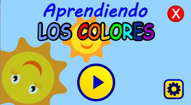 Learning colors for kids screenshot 6