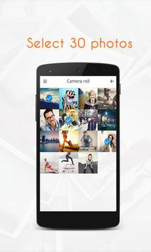 Josh Photobook apk screenshot