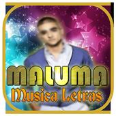 Musica de Maluma + Reggaeton Mix 2017 Letras icon