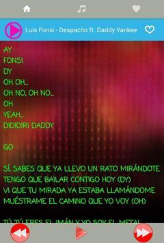 Musica de Maluma + Reggaeton Mix 2017 Letras screenshot 2