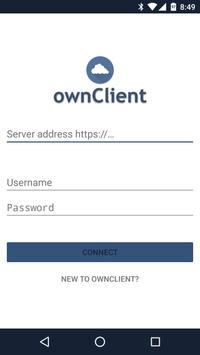 ownClient poster