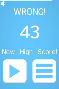 Hardest Math Ever Addicting apk screenshot