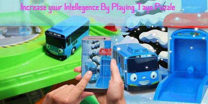 Tayo Puzzle screenshot 1