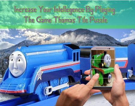 Thomas Tile Puzzle screenshot 2