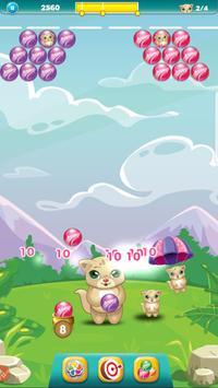 Bubble Cat Pop screenshot 2