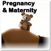 Pregnancy & Maternity icon