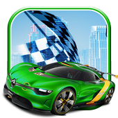 Real Tokyo Street Race City 3D icon