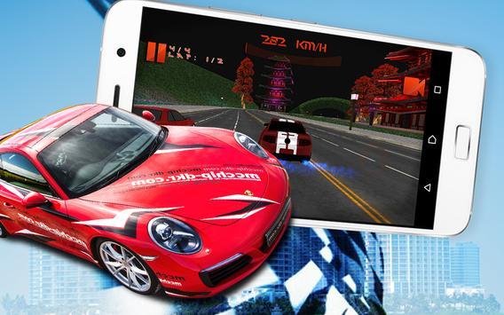 Real Tokyo Street Race City 3D apk screenshot