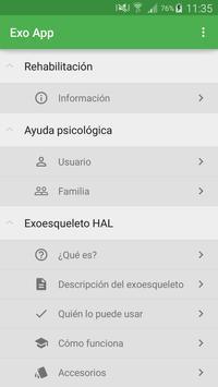 Exo App apk screenshot