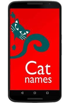 Cat Names poster