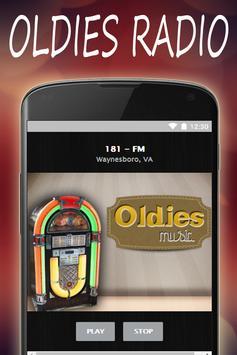 Oldies Radio screenshot 8