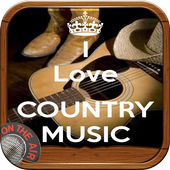 Country Music Radio Stations icon