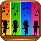 Kids Radio Station For Free icon